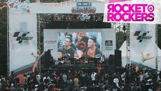 Rocket Rockers - Hitam Putih Dunia ( Live At Trans 7 Nonbar Moto GP Solo )