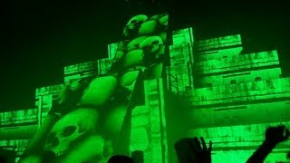 Skrillex Video - Skrillex - Intro, Try It Out (Put Em Up) (Live At Electric Zoo México) Day 2