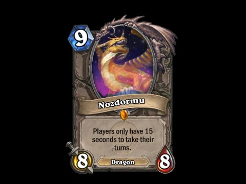 Hearthstone Text   Message   Alert Tones - Nozdormu video