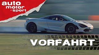 McLaren 720S: Feine englische Art - Vorfahrt | auto motor und sport