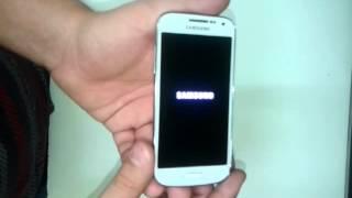 Tirar remover senha do Samsung S4 Mini i9190 i9192 i9195