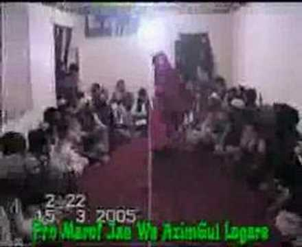 Afghan Pashtuns make Pashtun boys dance with girls' clothes Video