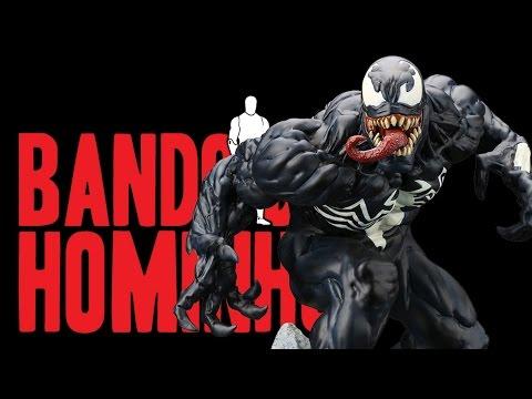 Bando de Hominho - Venom Unbound Fine Art Statue Kotobukiya
