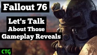 Fallout 76 Gameplay Reveals... Hype or Nah?
