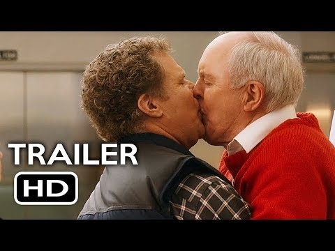 Daddy's Home 2 Official Trailer #1 (2017) Mark Wahlberg, Will Ferrell Comedy Movie HD