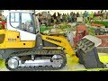 LARGE SCALE RC TRUCKS & DIGGERS & HAULAGE VEHICLES - WINGS & WHEELS # 4  - 2017 mp3 indir