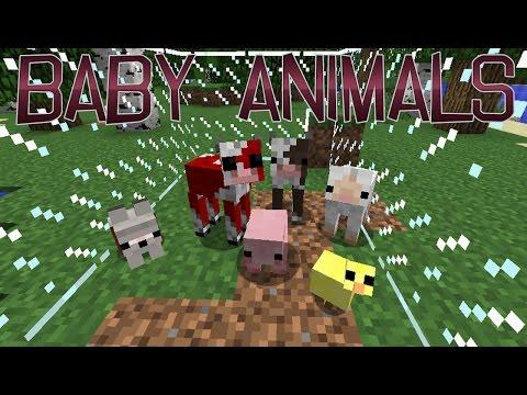 Скачать Animals+ для Minecraft 1.7.10 - RU-M.ORG