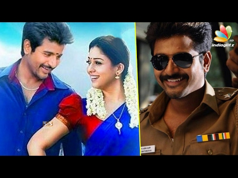 Sivakarthikeyan as a bad cop in his next flick with Nayanthara