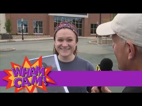 Wham Cam: Mona Lisa?