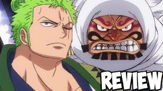 One Piece 952 Manga Chapter Review: The Weapons Collector & Yonko Clash Continues!