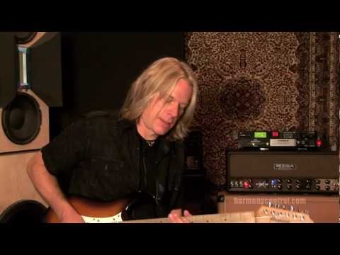 Andy Timmons Band plays Sgt. Pepper - Guitars, Amps and Effects - part 2