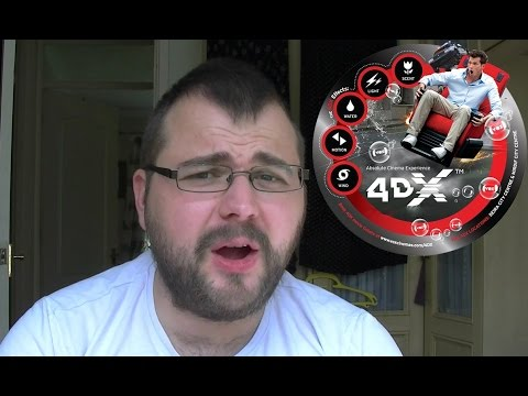 4DX Milton Keynes Review.... (The Jungle Book)