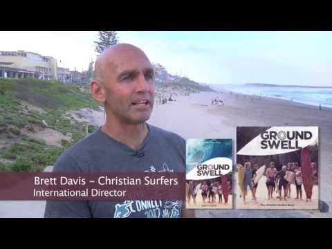 Christian Surfers - Launch of 'Groundswell' books