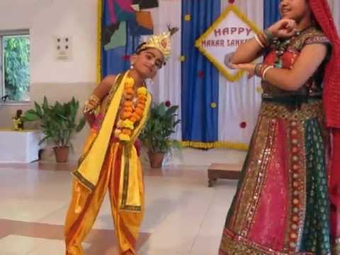 radhika gori se dance by Saarthak Srivastava.