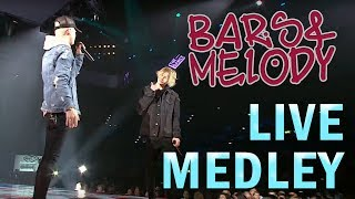 Bars and Melody - Medley - The Dance LIVE