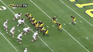 2015 Michigan vs. UNLV Highlights