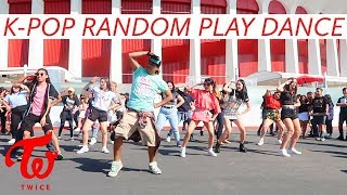 [KPOP IN PUBLIC CHALLENGE] TWICE RANDOM PLAY DANCE | @jing.h