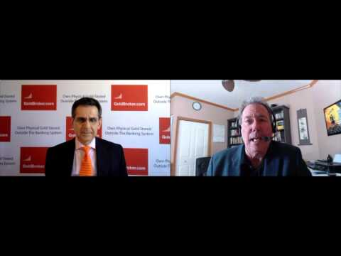 David Morgan: Gold and Silver Ratio, Debt Bomb & Monetary Reset