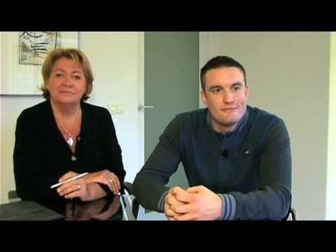 Ben en Jamie Saunders bij Acne Instituut Vital Veldhoven