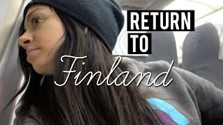 Returning to Finland - Rovaniemi, Finland