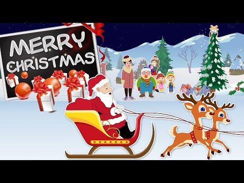 We wish You A Merry Christmas | Christmas Song With Lyrics