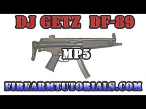 DJ Getz 89 full size MP5 review