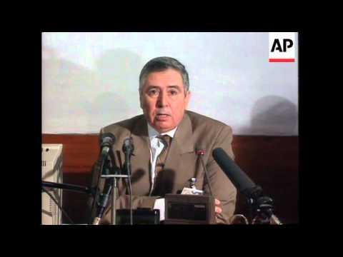 Algeria - National Conference