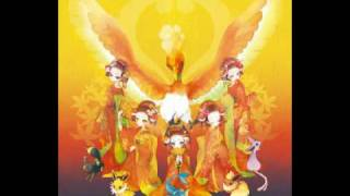 Ho oh Theme (with Kimono Ritual Music Intro)
