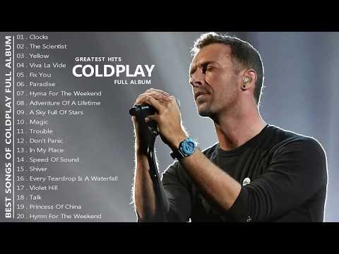 Download  Coldplay Greatest Hits Full Album - Best Songs Of Coldplay HQ Gratis, download lagu terbaru