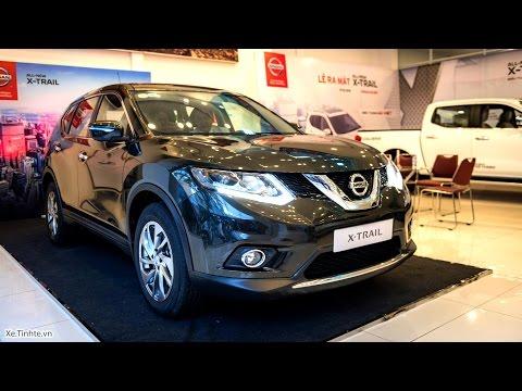 Xe.Tinhte.vn - Nissan X-Trail: crossover tầm trung 5+2, thiết kế tốt, hàng ghế 3 chật