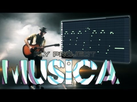 Cover Album Fly Project Musica Fly Project Musica Guitar
