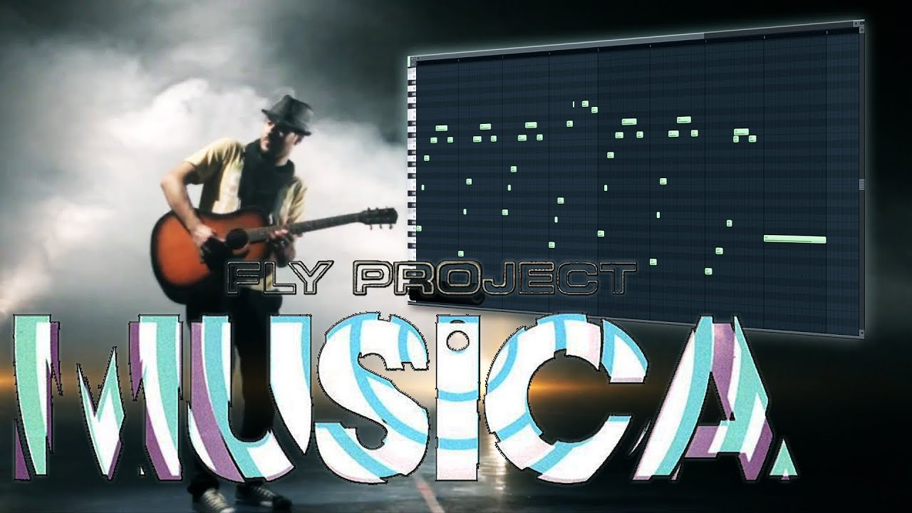 Cover Album Fly Project Musica Fly Project Musica fl