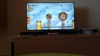 New super Mario Bros C 13 alesinator el vago