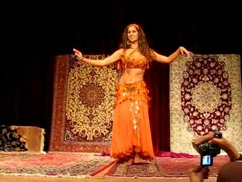 Sadie Belly Dance 2008 Video