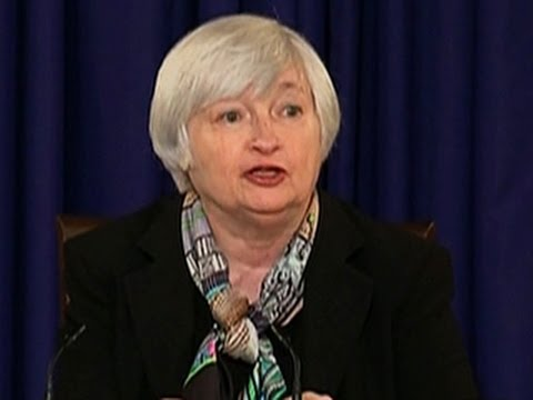 Headlines: Yellen rattles investors during first news conference as Fed chair