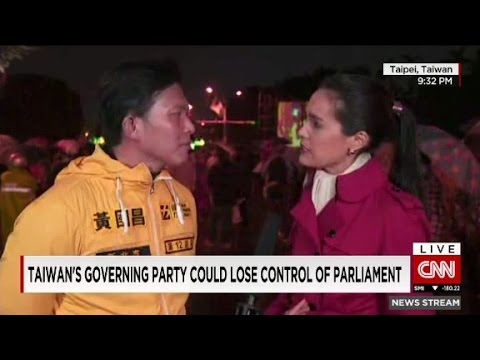 Plenty at stake in Taiwan's presidential election
