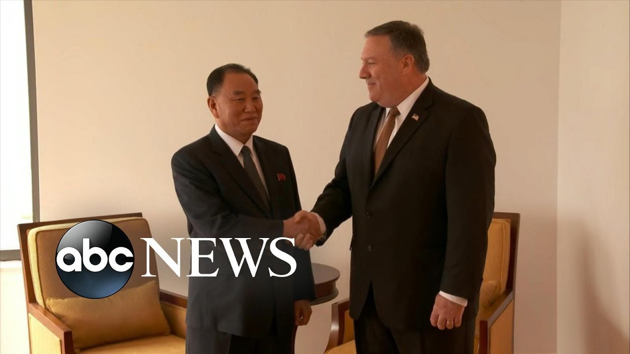 Top North Korean official to visit White House