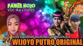 ( CENDOL DAWET ) PAMER BOJO Voc IKA LOVERS feat DJOSHUA WIJOYO PUTRO ORIGINAL LIVE KALORAN NGRONGGOT