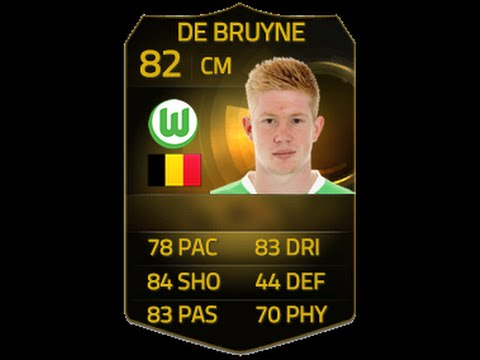 FIFA 15 | IF Kevin De Bruyne | Inform Player Review
