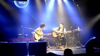 (Eric Clapton) Change The World - Tanaka Akihiro & Sungha Jung (live)