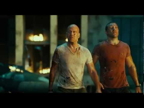 A Good Day To Die Hard Trailer Official Trailer - In Cinemas March 21, 2013