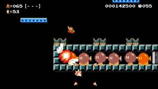 Exploding Caves: Beating Super Mario Maker's SUPER EXPERT Levels!