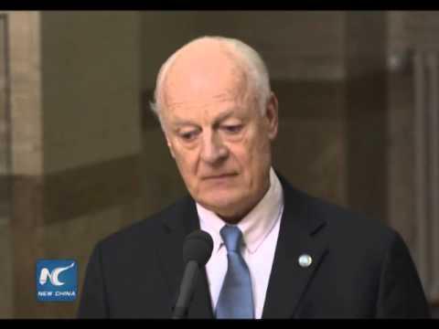 Syrian opposition in Geneva for peace talks