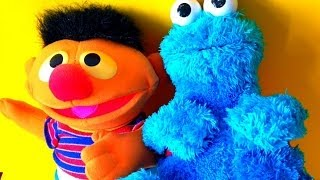 Sesame Street Ernie And Cookie Monster