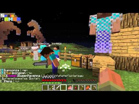 Mr. Spoie Let'S Playᴴᴰ Horse Event@SiamMinecraft