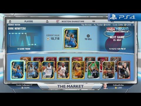 NBA 2K14 PS4 My Team FULL BREAKDOWN! All Features Explained! Bonus Pack Opening!