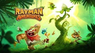 Chơi Rayman Adventures đi cảnh phiêu lưu cu lỳ chơi game hay vui nhộn