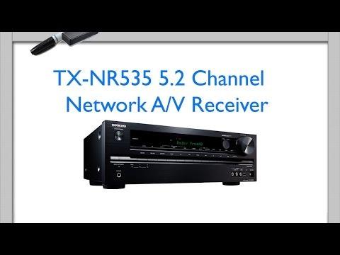 ONKYO - TX-NR535 Network A/V Receiver
