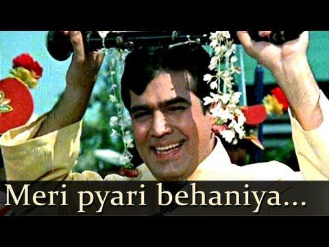 Meri Pyari Behaniya Banegi Dulhaniya - Sachaa Jhutha - Kishore...