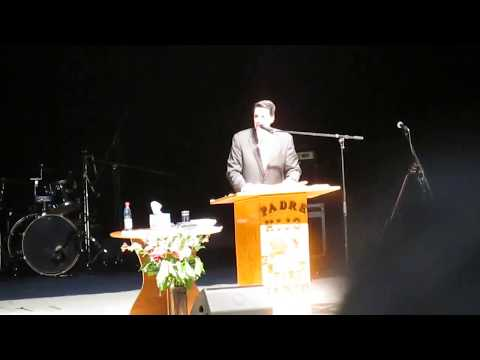 Josué Yrion - Predica Completa - Apocalipsis 5:12 - Campaña  Evangelística 2017- Temuco